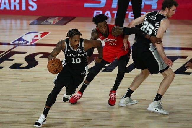 Houston Rockets vs San Antonio Spurs NBA Picks, Odds, Predictions 2/6/21