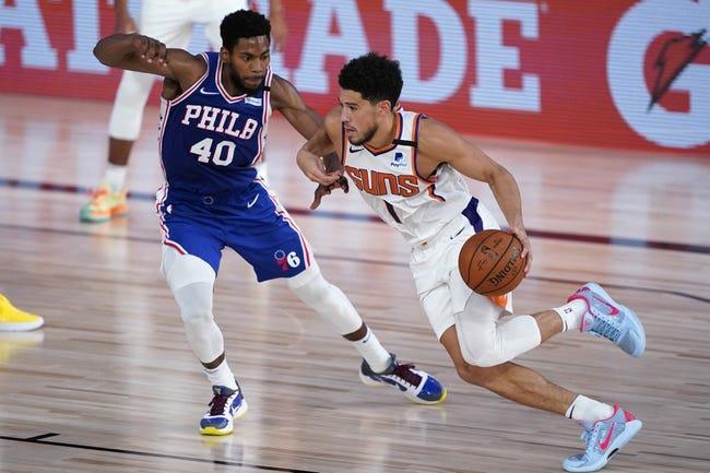 Phoenix Suns at Philadelphia 76ers - 4/21/21 NBA Picks and Prediction