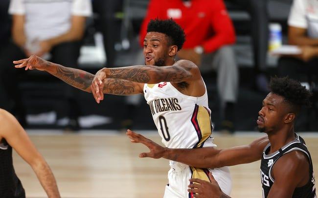 New Orleans Pelicans at Sacramento Kings - 1/17/21 NBA Picks and Prediction