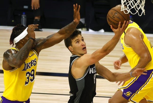 Los Angeles Lakers at Sacramento Kings - 3/3/21 NBA Picks and Prediction