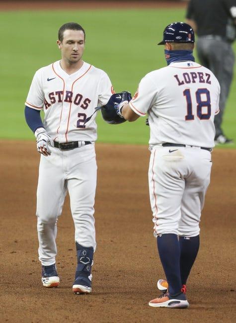 Houston Astros at Colorado Rockies - 4/21/21 MLB Picks and Prediction