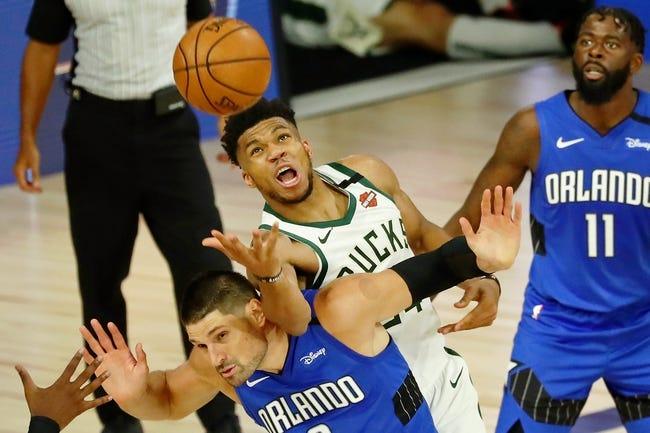 Milwaukee Bucks at Orlando Magic - 1/11/21 NBA Picks and Prediction