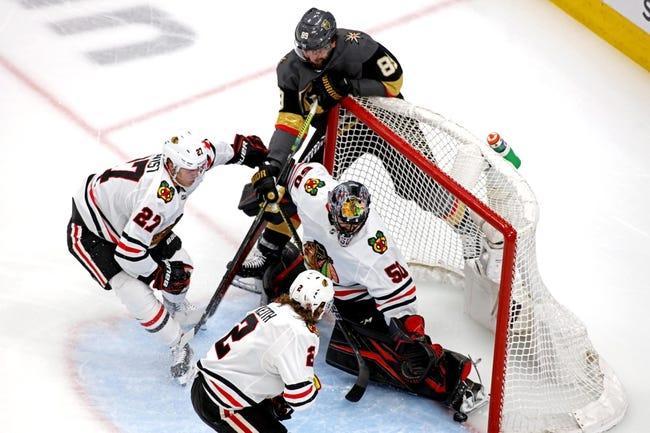 Chicago Blackhawks at Tampa Bay Lightning - 1/13/21 NHL Picks and Prediction