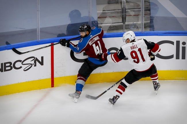 Arizona Coyotes vs Colorado Avalanche NHL Picks, Odds, Predictions 2/26/21