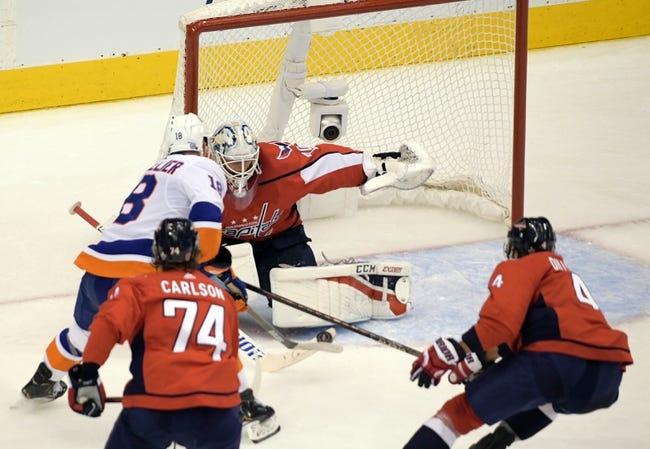Washington Capitals vs New York Islanders NHL Picks, Odds, Predictions 1/26/21