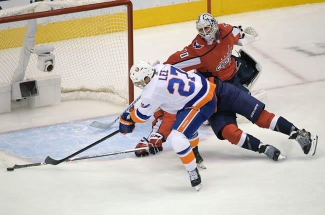 New York Islanders at Washington Capitals - 1/26/21 NHL Picks and Prediction