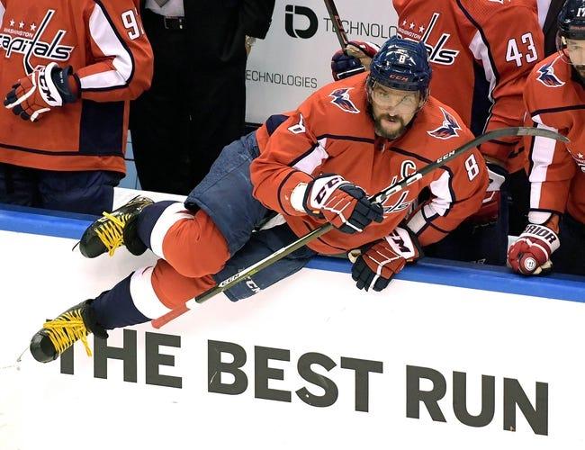 Buffalo Sabres vs Washington Capitals NHL Picks, Odds, Predictions 1/14/21