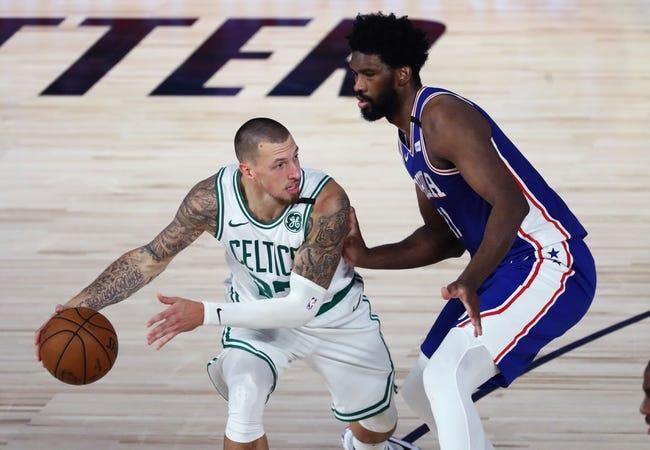 Boston Celtics at Philadelphia 76ers - 1/22/21 NBA Picks and Prediction