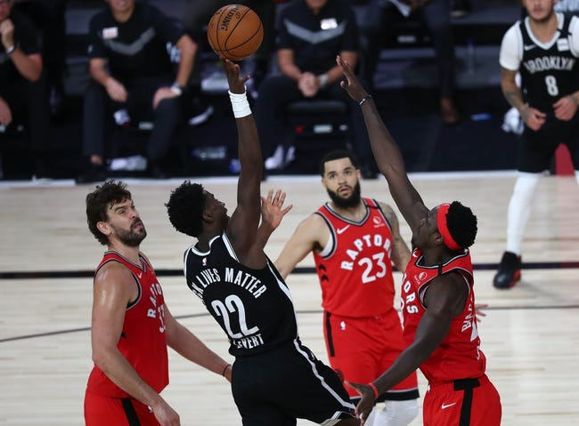 Brooklyn Nets vs Toronto Raptors NBA Picks, Odds, Predictions 2/5/21