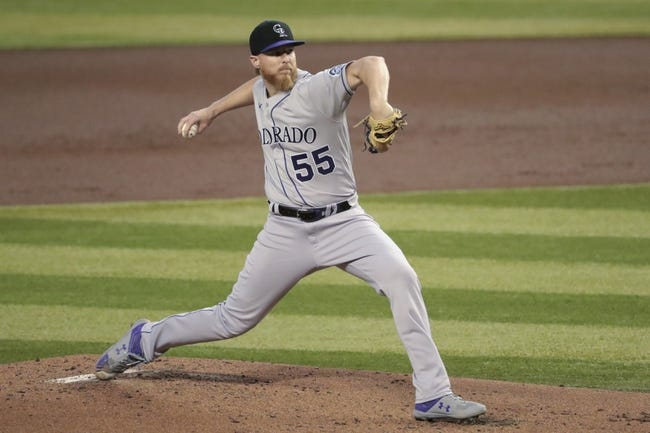 Los Angeles Dodgers at Colorado Rockies: 4/3/21 MLB Picks and Predictions