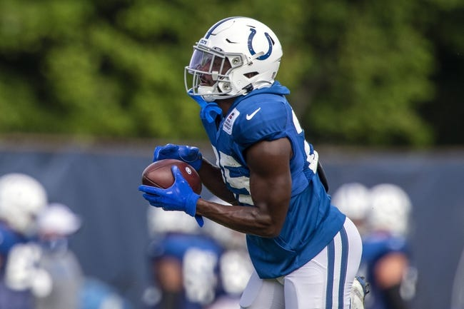 Jacksonville Jaguars at Indianapolis Colts 1/3/21 NFL Picks and Predictions