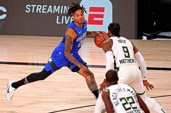 Orlando Magic vs Milwaukee Bucks NBA Picks, Odds, Predictions 1/11/21