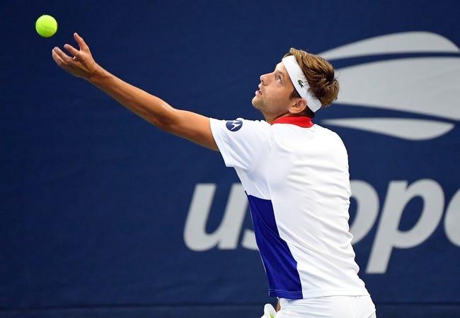 Australian Open: Filip Krajinovic vs. Robin Haase 2/9/2021 Tennis Prediction