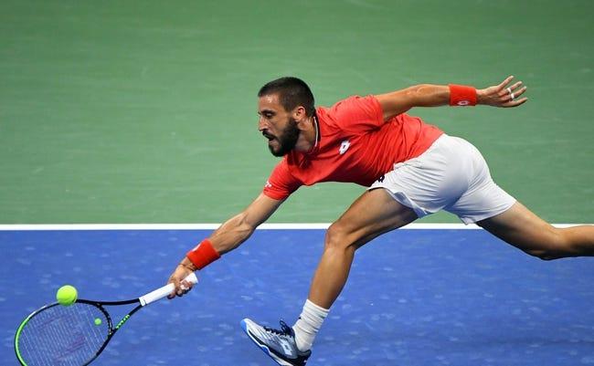 Great Ocean Road Open: Damir Dzumhur vs. Federico Delbonis Tennis Prediction