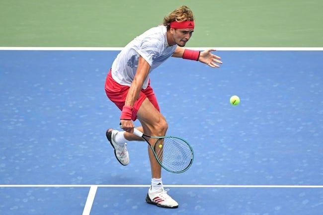 Australian Open: Alexander Zverev vs Marcos Giron 2/8/2021 Tennis Prediction