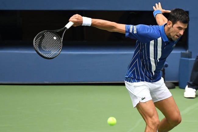 Australian Open: Novak Djokovic vs Jeremy Chardy 2/8/2021 Tennis Prediction