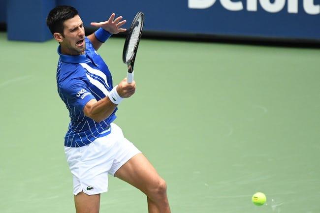 Australian Open: Novak Djokovic vs Aslan Karatsev 2/18/2021 Tennis Prediction