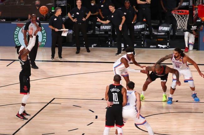 Houston Rockets at Oklahoma City Thunder - 2/1/21 NBA Picks and Prediction