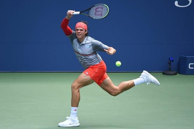 Acapulco Open: Milos Raonic vs Dominik Koepfer 3/17/21 Tennis Prediction