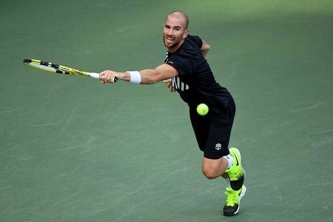 Murray River Open : Adrian Mannarino vs Mikael Ymer 1/31/2021 Tennis Prediction