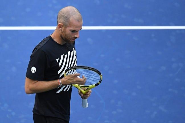 Australian Open: Adrian Mannarino vs Dennis Novak 2/8/2021 Tennis Prediction