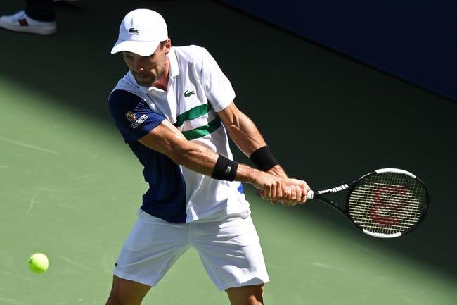 ATP Cup: Roberto Bautista Agut (Team Spain) vs. Michail Pervolarakis (Team Greece) Tennis Prediction