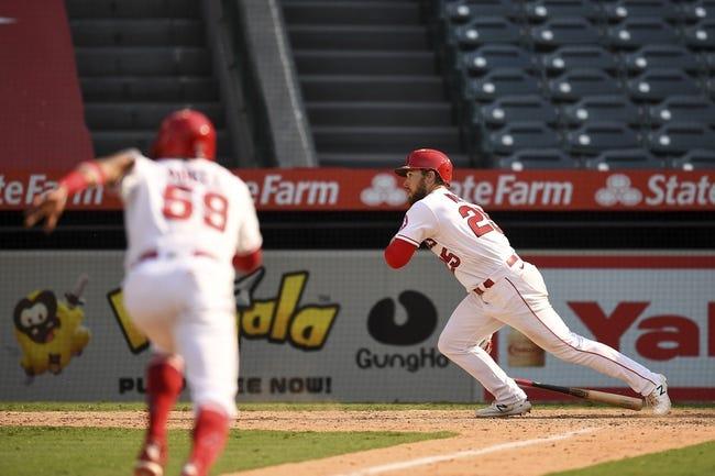 Los Angeles Angels at Houston Astros 4/22/21 MLB Picks and Predictions