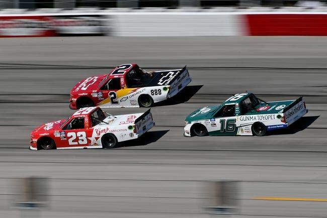 2021 LiftKits4Less.com 200 -NASCAR Camping World Truck Series Picks, Odds, and Prediction 5/7/21