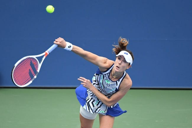 WTA Gippsland Trophy : Alize Cornet vs Ajla Tomljanovic 1/31/2021 Tennis Prediction
