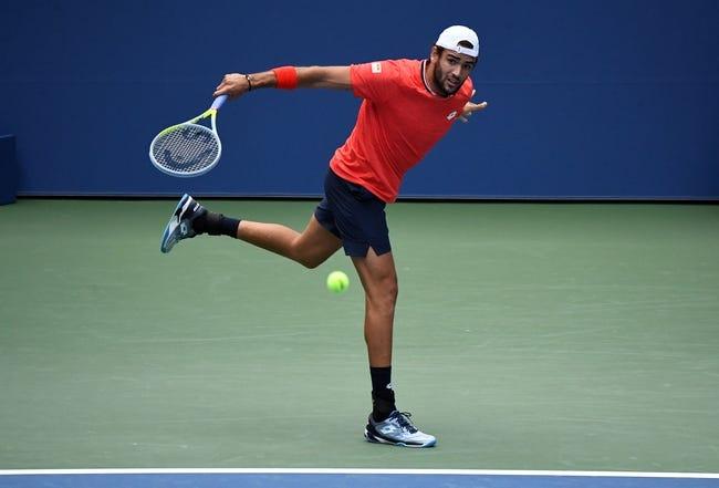 Antalya Open: Matteo Berrettini vs Ergi Kirkin 1/7/2021 Tennis Prediction