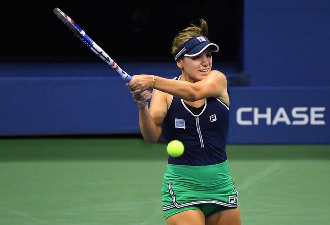 Australian Open: Sofia Kenin vs. Kaia Kenepi 2/11/2021 Tennis Prediction