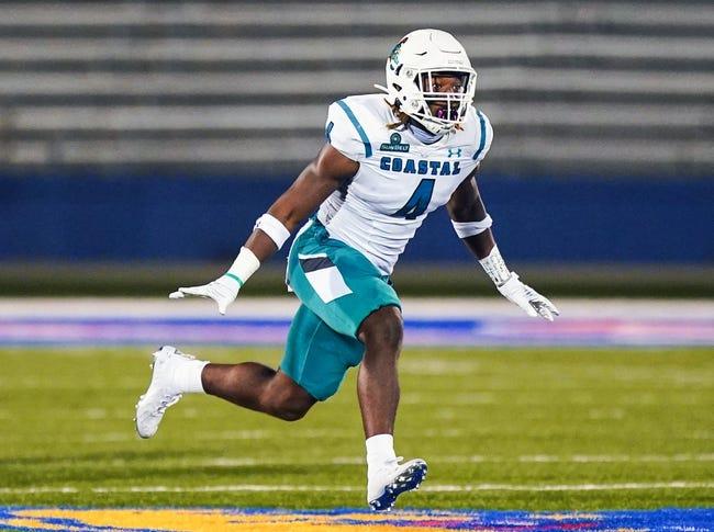 Liberty at Coastal Carolina:  12/26/20 College Football Picks and Prediction