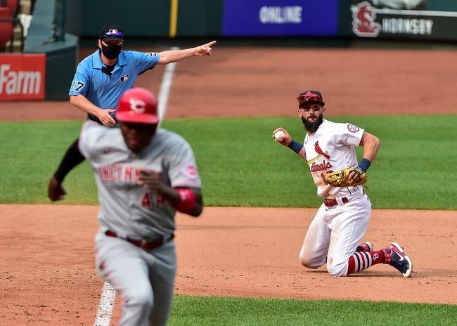 Cincinnati Reds vs St. Louis Cardinals MLB Picks, Odds, Predictions 4/1/21