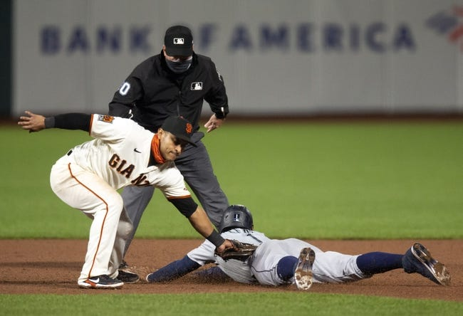 Seattle Mariners vs San Francisco Giants MLB Picks, Odds, Predictions 4/3/21