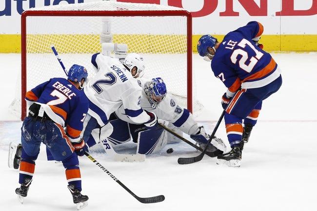 New York Islanders at Tampa Bay Lightning - 6/13/21 NHL Picks and Prediction
