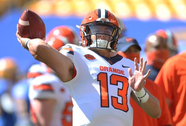 Syracuse at Ohio: 9/4/21 College Football Picks and Predictions