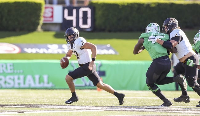 Appalachian State at North Texas: 12/21/20 College Football Picks and Prediction