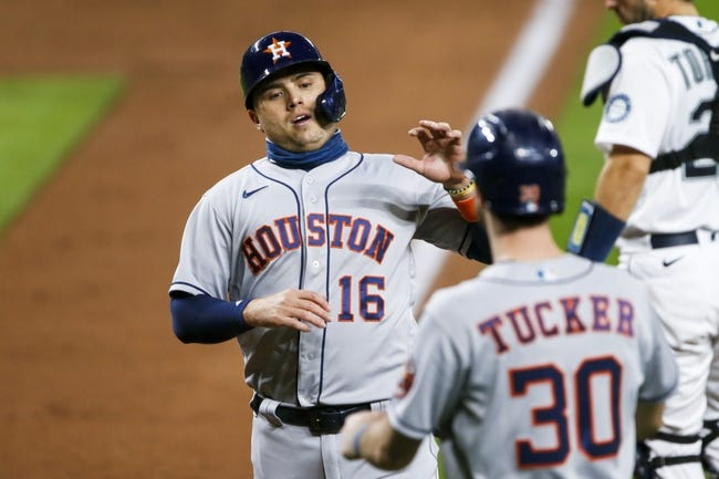 Seattle Mariners vs Houston Astros MLB Picks, Odds, Predictions 4/16/21