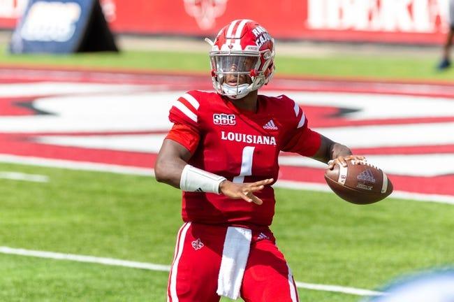 Louisiana-Lafayette at Texas - 9/4/21 College Football Picks and Prediction