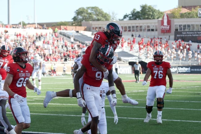 Texas Tech at Houston - 9/4/21 College Football Picks and Prediction