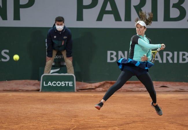 WTA Gippsland Trophy : Johanna Konta vs Bernarda Pera 2/01/2021 Tennis Prediction