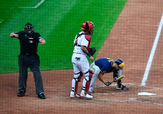 Milwaukee Brewers at St. Louis Cardinals - 4/8/21 MLB Picks and Prediction