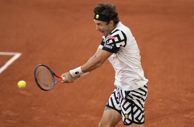 Australian Open: Benoit Paire vs Egor Gerasimov 2/7/2021 Tennis Prediction