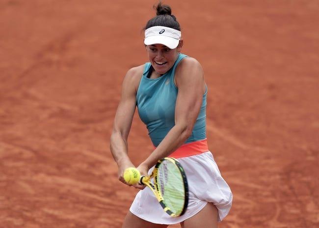 WTA Grampians Trophy: Jennifer Brady vs. Svetlana Kuznetsova 2/3/2021 Tennis Prediction