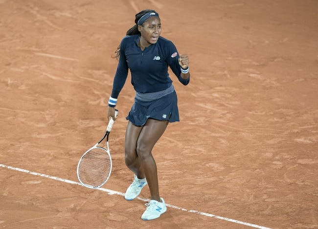 Australian Open: Elina Svitolina vs. Coco Gauff 2/11/2021 Tennis Prediction