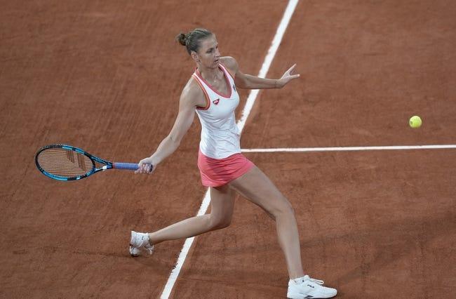 Australian Open: Karolina Pliskova vs. Karolina Muchova 2/13/2021 Tennis Prediction