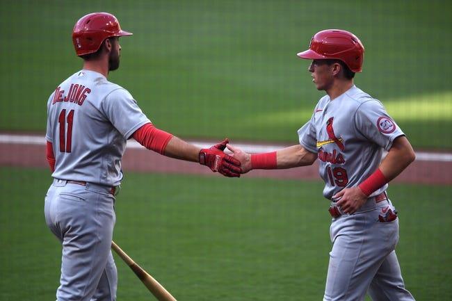St. Louis Cardinals at Cincinnati Reds - 4/4/21 MLB Picks and Prediction