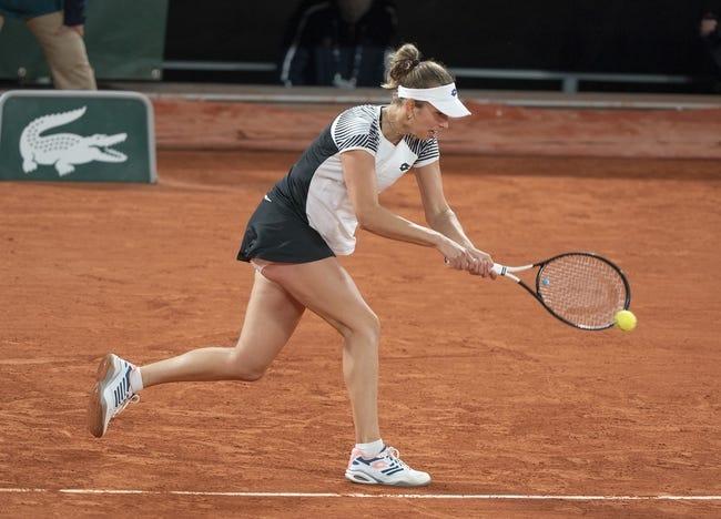 WTA Gippsland Trophy : Elise Mertens vs Caroline Garcia 2/02/2021 Tennis Prediction