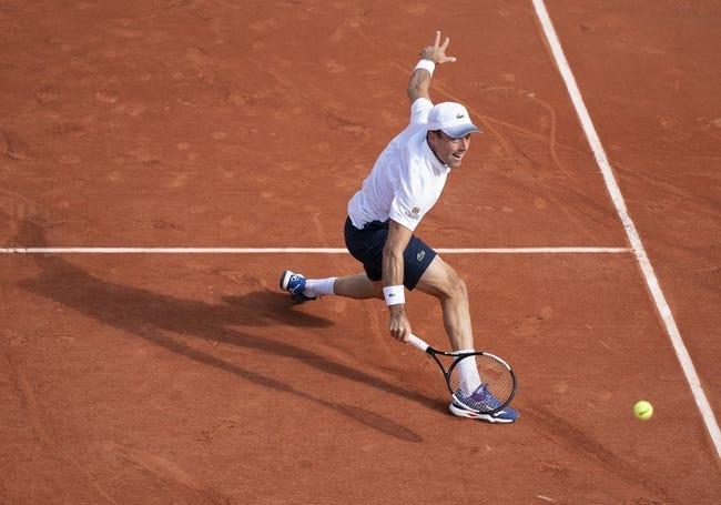 Doha Open: Roberto Bautista Agut vs. Nikoloz Basilashvili 3/13/2021 Tennis Prediction