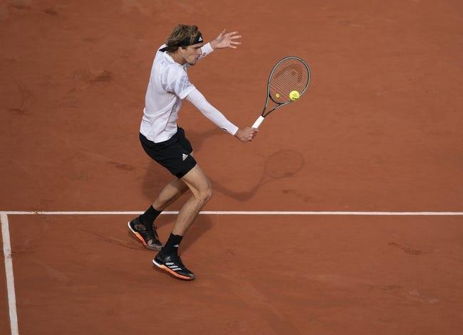 Australian Open: Alexander Zverev vs Maxime Cressy 2/910/2021 Tennis Prediction